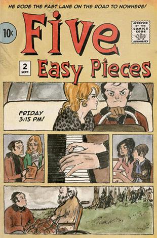 Five Easy Pieces - Kate Beaton