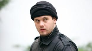 Tov Slettan spiller David Toska i Nokas. (Foto: Alligator/Sandrew Metronome)