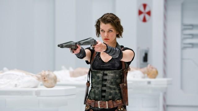 Milla Jovovich i Resident Evil: Afterlife 3D. (Foto: Walt Disney Studios Motion Pictures Norway)