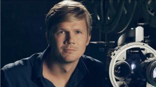 Vegard Larsen - Filmbonanza. (Foto: NRK)