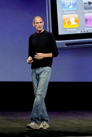 Steve Jobs. (Foto: AFP / Ryan Anson)