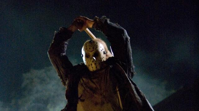 Jason Vorhees i Fredag den 13nde. (Foto: United International Pictures)