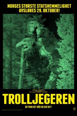 Trolljegeren plakat. (Foto: SF Norge AS)