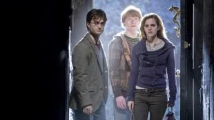 Fra Harry Potter og Dødstalismanene - Del 1. (Foto: Sandrew Metronome)
