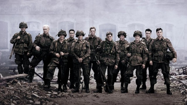 Band of Brothers er en serie jeg stadig vender tilbake til. (Foto: HBO)