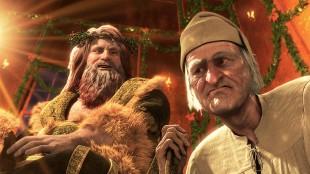 A Christmas Carol. (Foto: Walt Disney Studios Motion Pictures Norway)