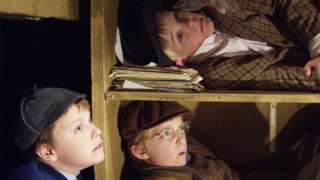 Olsenbanden Jr's første kupp (Foto: Nordisk Film Distribusjon AS)