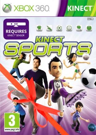Kinect Sports - julecover. (Foto: Microsoft)