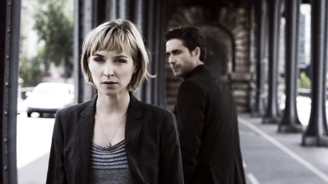 Sonja Richter og Marcin Dorocinski i Kvinnen som drømte om en mann. (Foto: ActionFilm AS)