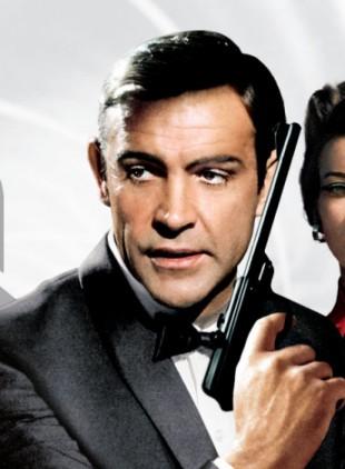 Sean Connery - James Bond. (Foto: SF Video AS)