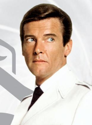 Roger Moore - James Bond. (Foto: SF Video AS)