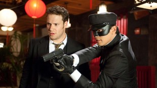 The Green Hornet. (Foto: Walt Disney Studios Motion Pictures Norway)