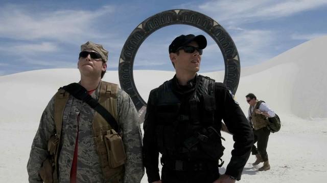 Stargate Universe (Foto: SF Norge AS)