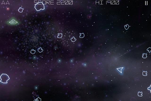 Asteroids Classic (Foto: C&K Productions)