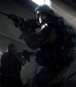 Skytespill Skytespill som Battlefield 3 er foreløpig bare en kuriositet i det japanske markedet. (Foto: EA)