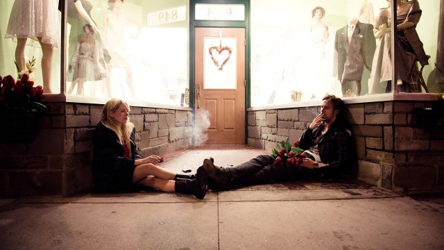 Michelle Williams og Ryan Gosling i Blue Valentine (Foto: Tour de Force).