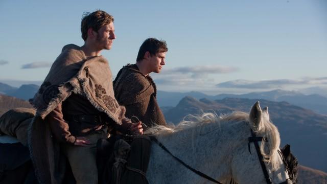 Channing Tatum og Jamie Bell i The Eagle (Foto: Nordisk Film Distribusjon AS).