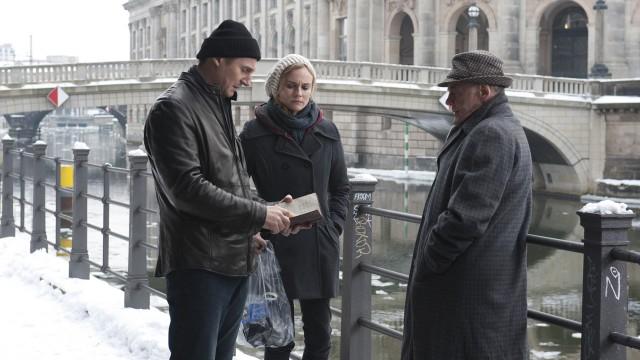 Liam Neeson, Diane Kruger og Bruno Ganz i Ukjent ID (Foto: SF Norge AS)