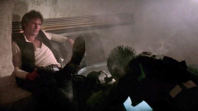 Da George Lucas klippet om Star Wars episode 4 til de nye restaurerte utgavene ble det bråk. (Foto: Stills/Skjermdump fra Star Wars: A New Hope)