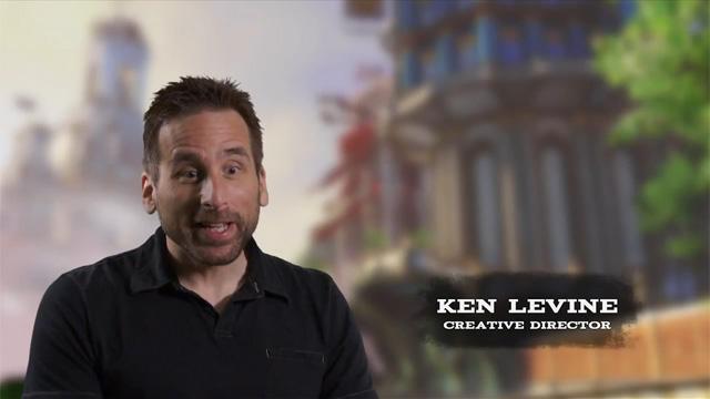 Ken Levine (Foto: 2K Games)