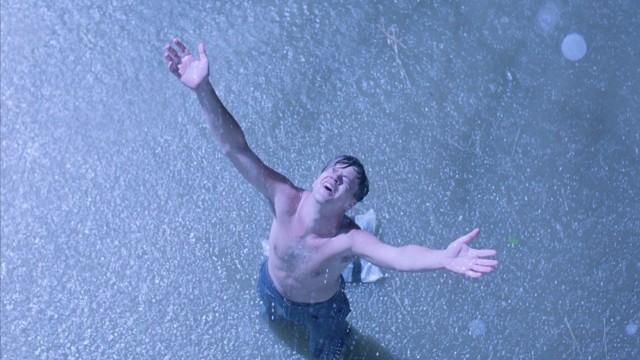 Tim Robbins i The Shawshank Redemption - Frihetens regn (Foto: Star Media Entertainment).