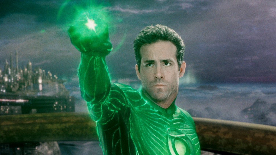 Ryan Reynolds i Green Lantern (Foto: SF Norge AS).