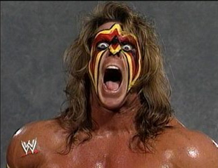 The Ultimate Warrior (Foto: WWF/Arkiv)