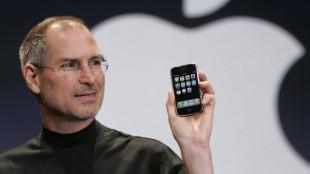 Steve Jobs i 2007. (Foto: AP Photo/Paul Sakuma).