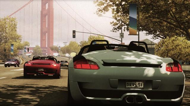 Joda, Golden Gate-brua er med i Driver: San Francisco (Foto: Ubisoft).