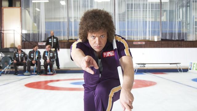Kåre Conradi spiller Team Paulsens nemesis i Kong Curling bilde (Foto: L-P Lorentzen/Euforia/ 4 1/2 Fiksjon).