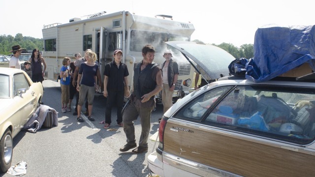 The Walking Dead (Foto: Gene Page/AMC)