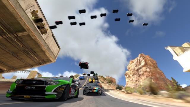 Trackmania 2: Canyon. (Foto: Nadeo)