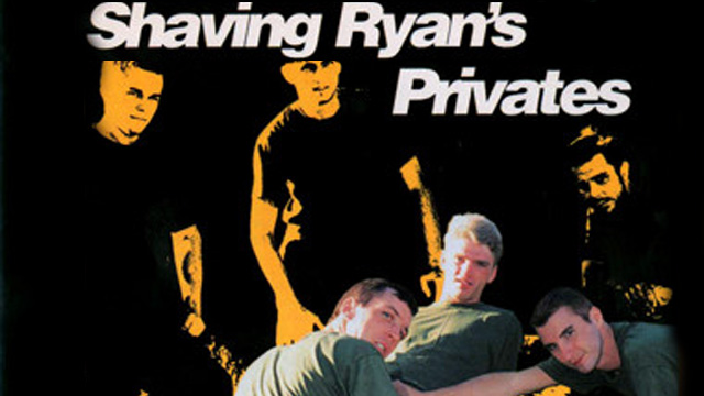 Shaving Ryan's Privates (Foto: NRK/Universal Pictures Norway AS)