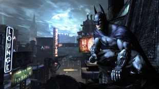 Batman: Arkham City. (Promofoto: Warner Bros. Interactive)