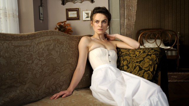 Keira Knightley som Sabina Spielrein i A Dangerous Method (Foto: Scanbox Entertainment AS).