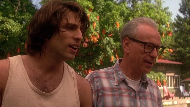 Vincent Spano og Alan Arkin i Indian Summer (Foto: Mill Creek Entertainment).