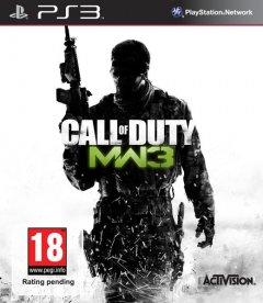 Call of Duty: Modern Warfare 3 - cover. (Foto: Activision)