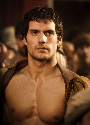 Henry Cavill  i Immortals. (Foto: Nordisk Film Distribusjon AS).