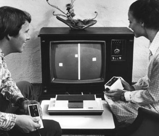 Magnavox Odyssey - reklame fra 70-tallet. (Foto: Arkiv)