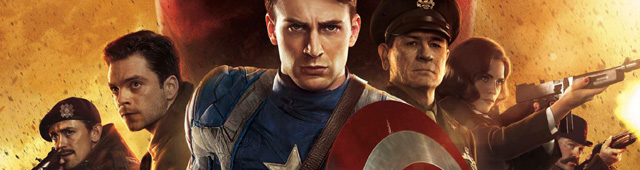 Captain America: The First Avenger. (Foto: United International Pictures)