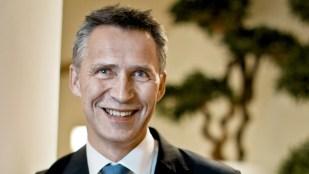 Jens Stoltenberg. (Foto: Krister Sørbø / SCANPIX)