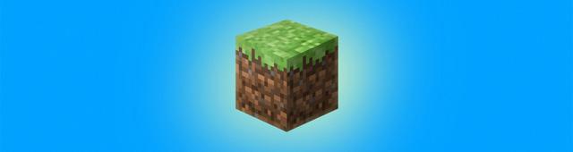 Minecraft-blokk. (Foto: Mojang / Lynchmob10-09 på Deviantart)