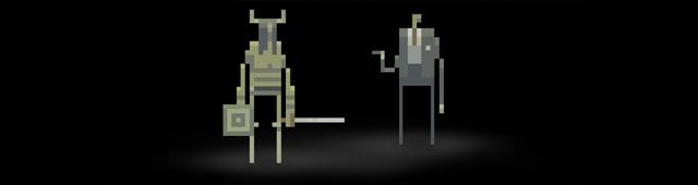 S:S&S EP (Bilde: Capybara Games Inc, Superbrothers Inc 2011)