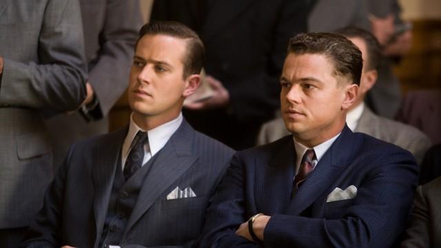 Armie Hammer og Leonardo DiCaprio i J. Edgar (Foto: SF Norge).