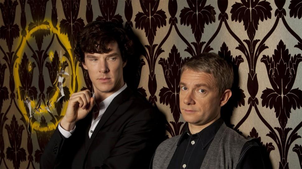 Sherlock (Foto: BBC)