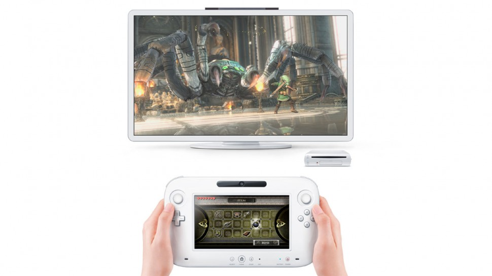 Wii U. (Foto: Nintendo).