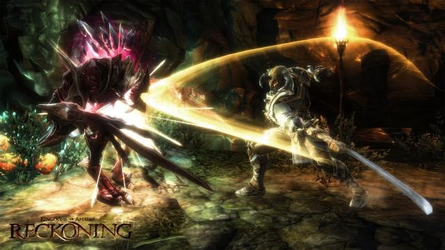 Kingdoms of Amalur: Reckoning. (Foto: EA)