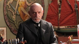Ben Kingsley i Hugo Cabret. (Foto: United International Pictures)