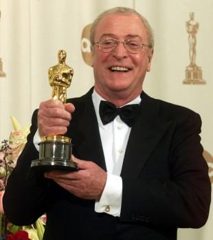 Michael Caine vant Oscar for beste mannlige birolle i filmen 'Siderhusreglene' (Foto: Electronic Image).