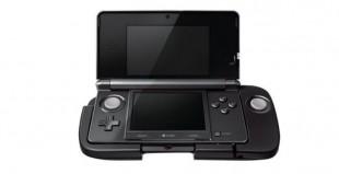 CirclePad til Nintendo 3DS. (Foto: Nintendo)